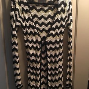 Missoni light weight cardigan